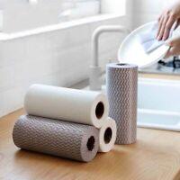 Disposable Nonwoven Washing Cloth Dish Towel Dishwashing Kitchen Scouring Pad