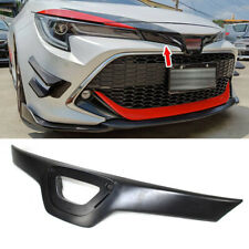 Painted For TOYOTA Auris Corolla 12th E210 Hatchback Front Badge Frame 2019