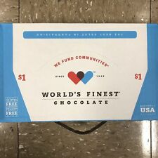 World's Finest Chocolate  Bars (5 pcs) 5 DIFFERENT FLAVOR PICK YOURS 1.3oz/37g