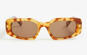 Genuine Lucy Folk DONNA Sunglasses Replacement Lenses - Brown