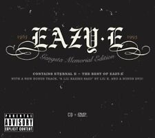 Eazy E - Eternal E - Gangsta Memorial Edition - Eazy E CD R6VG The Cheap Fast