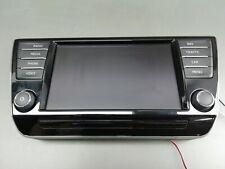 Orig Skoda Superb 3  Bildschirm 3V Navigationssystem Infotainment MIB 3V0919606