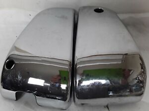 96 - 00 KAWASAKI 1500 CLASSIC VN1500. 99 - 00 NOMAD OEM CHROME RT LT SIDE COVER