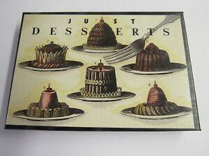 Vintage Just Desserts Hand Held Dexterity Puzzle