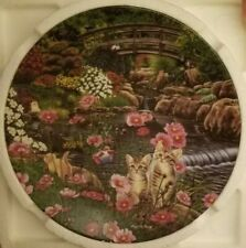 Nine Lives Higgins Bond Plate Knowles Bradford Garden Secrets