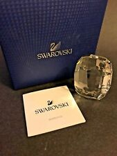Swarovski Crystal Scs Membership 2014 Horse Paperweight with Box