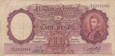 Billets des Amériques argentins