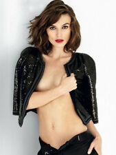 Keira Knightley Sexy Jacket  8x10 Picture Celebrity Print