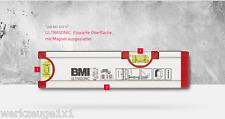 BMI ALU- Wasserwage mit Magnet, ULTRASONIC,20cm lang 692020-M