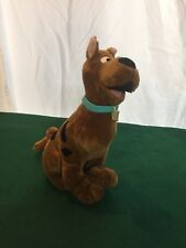 """11"""" Sitting Scooby Doo Plush Toy With License"""