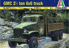 ITALERI 6271 GMC 2.5 T Truck 1:35 Kit