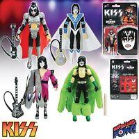 Kiss Series 2 Bif Bang Pow Action Figures