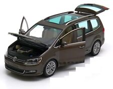 VW SHARAN 2010 BROWN METAL MINICHAMPS 1100510014 1/18 VOLKSWAGEN MARRON MARROON