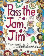 Pass The Jam, Jim (Red Fox Picture Books) by Umansky, Kaye Paperback Book The