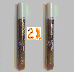 3D Glitz Glue Pens-it-colours Gold 2X