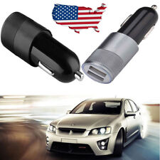 5V 2A Car Phone Charger Port Dual USB Adapter Fast Charging For iPhone Samsung