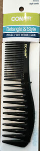 Conair Styling Essentials Wide-Tooth Lift Comb 1 ea
