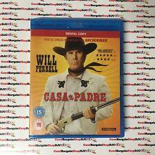Casa De Mi Padre (Blu-ray, 2012)