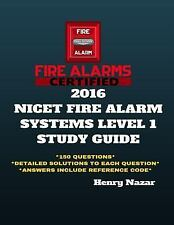 NICET Fire Alarm Systems Level 1 Study Guide by Henry Nazar (2016, Paperback)