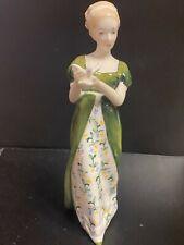 """Vtg Retired Royal Doulton Figurine """"Veneta"""" Hn2722 Made In England True Royalty"""