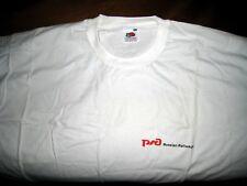 British Rail SCREENPRINTED tribute T shirt with double arrow RAILWAY logo