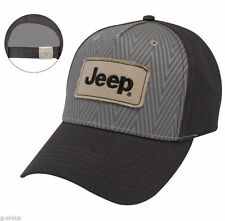 NEW JEEP WRANGLER WILLYS RUBICON GRAND CHEROKEE COMPASS RENEGADE PATCH HAT CAP!