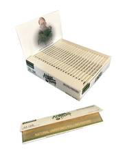 AFG Rolling Papers, 24 in the box - Tobacco Paper ***KING size***
