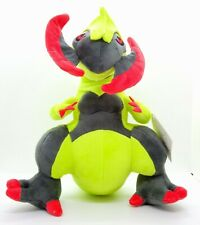 Pokemon Haxorus High Quality Brand New Plush 11'' Inch USA Seller