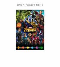 1000 Piece Jigsaw Puzzle Marvel Avengers Infinity War Collectio_RU