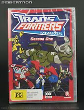 Transformers Animated Season One 2 Discs 16 episodes Madman Region 4 Australia