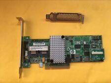 IBM M5014 PCIe x8 8-Ports SAS/SATA RAID Controller 46M0918 = LSI 9260-8i 256MB