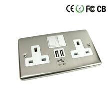 Materiales eléctricos de bricolaje Blanco