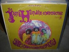 JIMI HENDRIX are you experienced ( rock ) reprise two tone / color