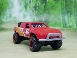 Hot Wheels Toyota Racing Pickup Diecast Model Car - Excellent Condition