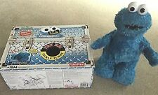 Fisher Price 2007 TMX Cookie Monster with Box