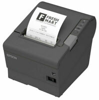 EPSON TM-T20II Stampante Termica 80mm (203x203 dpi) + 2 rotoli pos omologati
