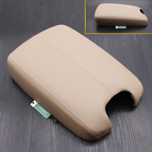 Beige Console Center Armrest Arm Rest Cover Lid For Honda Accord 2008-2012 2009
