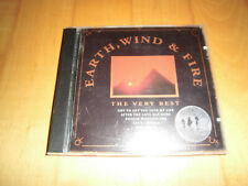 Earth, Wind & Fire - The Very Best Of CD