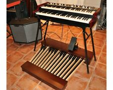 NORD C2D ORGAN, SK25 BASS PEDALS, VOL PEDAL, CABLES, STAND, BENCH