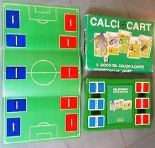 CalcioCart Gioco da Tavolo: Il Gioco del Calcio con le carte imballate anni '70