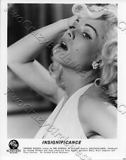 Theresa Russell-Insignificance B&W Photo #1049