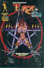 Tarot Witch Of The Black Rose #21 By Jim Balent Variant A - Broadsword NM/M 2003