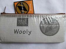 Bent Creek - Zipper - Wooly - Cross Stitch Chart w/fabric, perle cotton, beads +