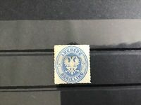 Lubeck 1863 SG16 mounted mint   stamp  R29748