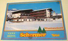 Austria Tirol Westendorf Hotel Schermer W10.428 Posted 1997