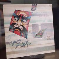 Jade Warrior Kites Island LP Vinyl 1976 Record Album Psych Rock ILPS9393