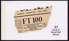 GB 1988 financial Times LIBRETTO PRESTIGE SG.No.DX9