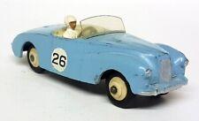 Dinky Toys Meccano Vintage - 107 Sunbeam Alpine Light Blue #26 Diecast ToyCar