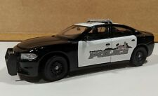 Irwindale CA Police Custom 1/27 Scale Welly Dodge Charger