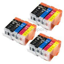 15 Patronenset für CANON MP500 MP510 MP520 IP5200R IP5300 IX4000 IX4000R IX5000